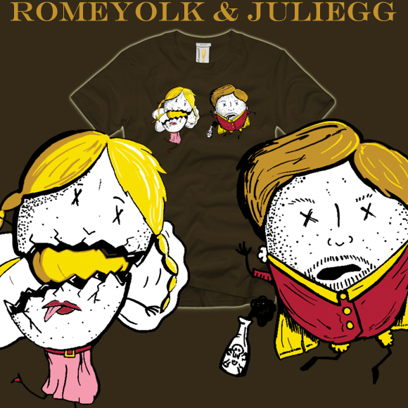 Romeyolk and Juliegg